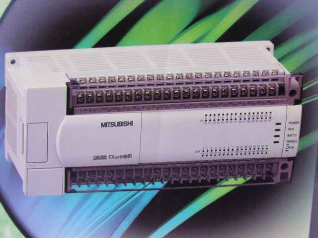 三菱plc fx2n-64mr
